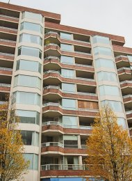Hornby Court 1 Bed Furnished Apartment For Rent in Downtown Vancouver. 1001 - 1330 Hornby Street, Vancouver, BC, Canada.