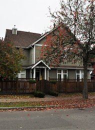 3 Bedroom Duplex For Rent in Mount Pleasant on Vancouver's Westside. 2773 Manitoba Street, Vancouver, BC, Canada.
