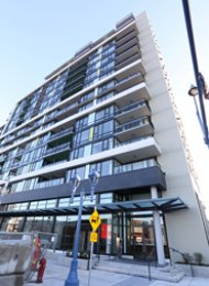 1 Bedroom Unfurnished Apartment For Rent at Quintet in Richmond. 1509 - 7788 Ackroyd Road, Richmond, BC, Canada.