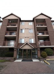 Westhampton Court 1 Bedroom Unfurnished Apartment For Rent in Richmond. 312 - 8511 Westminster Highway, Richmond, BC, Canada.