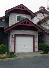 Discovery Ridge 2 Bedroom Unfurnished Townhouse For Rent in Port Moody. 80 - 15 Forest Park Way, Port Moody, BC, Canada.