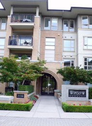 2 Bedroom Unfurnished Apartment Rental at Winslow Commons at UBC. 104 - 2338 Western Parkway, Vancouver, BC, Canada.