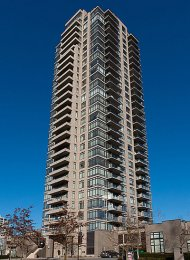 Unfurnished 1 Bedroom Apartment For Rent at Oma in Burnaby. 1902 - 2355 Madison Avenue, Burnaby, BC, Canada.