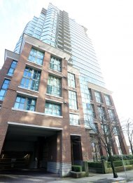 2 Bedroom Unfurnished Apartment Rental at The National in Vancouver. 1602 - 1128 Quebec Street, Vancouver, BC, Canada.