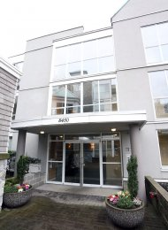 1 Bedroom Unfurnished Apartment For Rent at Boardwalk in East Vancouver. 111 - 8450 Jellicoe Street, Vancouver, BC, Canada.