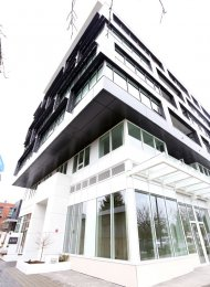 Forty Nine West at Oakridge 2 Bedroom Apartment Rental in Vancouver. 303 - 6383 Cambie Street, Vancouver, BC, Canada.