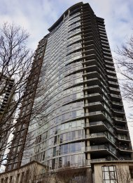 Luxury 2 Bedroom Apartment For Rent at Park West One in Yaletown. 2003 - 455 Beach Crescent, Vancouver, BC, Canada.