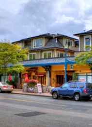 One Bedroom Apartment For Rent at Shannon Station in Kerrisdale. 201 - 1880 West 57th Avenue, Vancouver, BC, Canada.