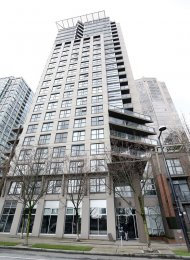 2 Bedroom Unfurnished Apartment For Rent at Nova in Yaletown. 2103 - 989 Beatty Street, Vancouver, BC, Canada.