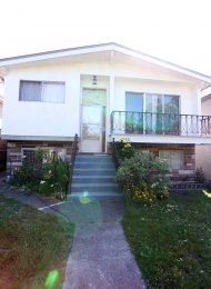 2 Bedroom Unfurnished Basement Suite Rental in Marpole in Vancouver. 8132 Cartier Street, Vancouver, BC, Canada.