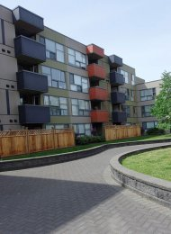 2 Bedroom Unfurnished Apartment For Rent in Maple Ridge at Rio. 305 - 12075 228th Street, Maple Ridge, BC, Canada.