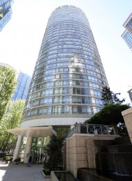 Pacific Palisades 2 Bedroom Apartment For Rent in Downtown Vancouver. 2402 - 1200 Alberni Street, Vancouver, BC, Canada.