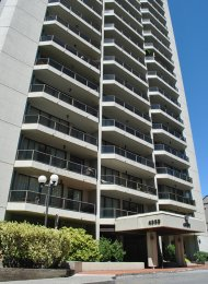 Brent Gardens 2 Bedroom Penthouse For Rent in Brentwood Burnaby. 2504 - 4353 Halifax Street, Burnaby, BC, Canada.