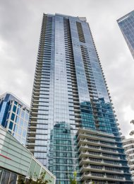 Luxury 2 Bedroom Apartment For Rent at Shangri-La in Downtown Vancouver. 4202 - 1111 Alberni Street, Vancouver, BC, Canada.
