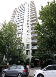2 Bedroom Apartment Rental at Verona in Fairview on Vancouver's Westside. 315 - 1483 West 7th Avenue, Vancouver, BC, Canada.
