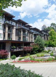 2 Bedroom Unfurnished Apartment Rental at Green in South Burnaby. 107 - 7488 Byrnepark Walk, Burnaby, BC, Canada.