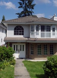 Unfurnished 3 Bedroom House for Rent in Central Burnaby. 5497 Norfolk Street, Burnaby, BC, Canada.