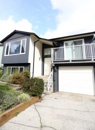 Unfurnished 3 Bedroom Upper Level of House For Rent in Coquitlam. 3207 Salt Spring Avenue, Coquitlam, BC, Canada.