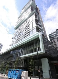 1 Bedroom Apartment Rental at Telus Garden in Downtown Vancouver. 1202 - 777 Richards Street, Vancouver, BC, Canada.