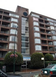 1 Bedroom Apartment For Rent at Anchor Point in Downtown Vancouver. 911 - 950 Drake Street, Vancouver, BC, Canada.