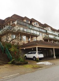Unfurnished 2 Bedroom Apartment Rental at Seafront Villa in Port Moody. 102 - 121 Shoreline Circle, Port Moody, BC, Canada.