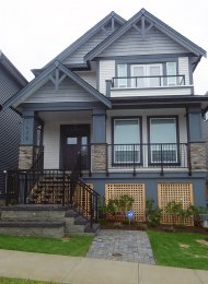 Burke Mountain Unfurnished 2 Bedroom Basement Suite Rental in Coquitlam. 1439B Dayton Street, Coquitlam, BC, Canada.