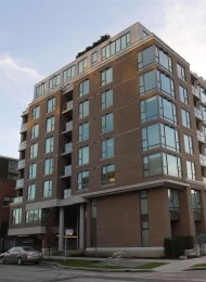 Luxury Apartment Rental at Maynards Block on Vancouver's Westside. 801N - 1919 Wylie Street, Vancouver, BC, Canada.