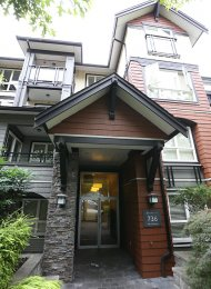 2 Bedroom Apartment For Rent at Braebern in Vancouver's Westside. 302 - 736 West 14th Avenue, Vancouver, BC, Canada.
