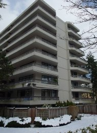 Parkcrest 2 Bedroom Unfurnished Apartment For Rent in Metrotown. 301 - 5932 Patterson Avenue, Burnaby, BC, Canada.
