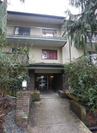 Unfurnished 2 Bed Apartment For Rent at Frances Place in East Vancouver. 202 - 1622 Frances Street, Vancouver, BC, Canada.