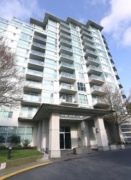 2 Bedroom Apartment For Rent at River Dance in Fraserview East Vancouver. 709 - 2733 Chandlery Place, Vancouver, BC, Canada.