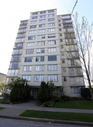 Fully Furnished 1 Bedroom Apartment Rental at Horizon in Vancouver. 107 - 1250 Burnaby Street, Vancouver, BC, Canada.