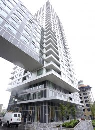 Brand New 1 Bedroom Apartment Rental at Wall Centre Central Park Tower 2 in East Vancouver. 651 - 5515 Boundary Road, Vancouver, BC, Canada.