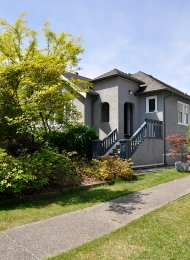Unfurnished 3 Bedroom House For Rent in Dunbar in Westside Vancouver. 3755 Blenheim Street, Vancouver, BC, Canada.
