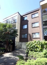 Unfurnished 2 Bed Apartment For Rent at Somerset in Vancouver's West End. 104 - 1140 Pendrell Street, Vancouver, BC, Canada.