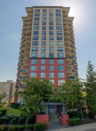 1 Bedroom Apartment For Rent at News in Downtown New Westminster. 1502 - 833 Agnes Street, New Westminster, BC, Canada.