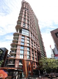 Unfurnished 2 Bedroom Apartment For Rent at Woodwards in Gastown. 2906 - 128 West Cordova Street, Vancouver, BC, Canada.