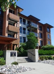Unfurnished 3 Bedroom Loft Rental at GlassHouse Lofts in New Westminster. 403 - 220 Salter Street, New Westminster, BC, Canada.