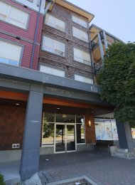 Unfurnished 2 Bedroom Apartment Rental at Via in New Westminster. 204 - 288 Hampton Street, New Westminster, BC, Canada.