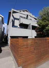 Luxury Unfurnished 3 Bedroom Townhouse For Rent in Kits Point. 1946 McNicoll Avenue, Vancouver, BC, Canada.