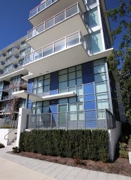 Luxury Unfurnished 2 Bedroom Townhouse Rental at Sorrento in Richmond. 9 - 8633 Capstan Way, Richmond, BC, Canada.
