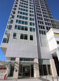 Unfurnished 1 Bed Apartment Rental at Mandarin Residences in Richmond. 1011 - 6288 No. 3 Road, Richmond, BC, Canada.
