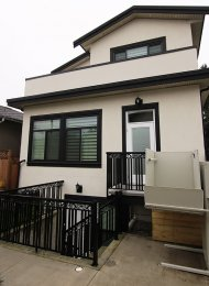 Brand New 3 Bedroom Basement Suite Rental in South Vancouver. 7178 Saint George Street, Vancouver, BC, Canada.