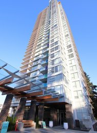 Aldynne on the Park Brand New 2 Bedroom Apartment Rental in Burnaby. 302 - 5883 Barker Avenue, Burnaby, BC, Canada.