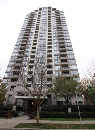 Unfurnished 2 Bedroom Apartment Rental at Arcadia in Burnaby. 2107 - 7178 Collier Street, Burnaby, BC, Canada.