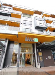 2 Bedroom Apartment Rental at Two Town Centre in East Vancouver. 316 - 8580 River District Crossing, Vancouver, BC, Canada.