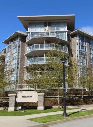 Unfurnished 1 Bedroom Apartment For Rent at Mandalay in Richmond. 311 - 9373 Hemlock Drive, Richmond, BC, Canada.