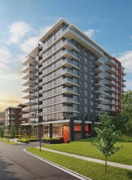 Brand New 2 Bedroom Apartment Rental at Rhythm at River District in East Vancouver. 907 - 3281 East Kent Avenue North, Vancouver, BC, Canada.