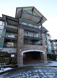 Unfurnished 2 Bedroom Apartment Rental at Sandlewood in Burnaby North. 409 - 9098 Halston Court, Burnaby, BC, Canada.