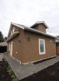 Unfurnished 2 Bedroom Laneway House Rental in Sunset in Vancouver. 1127 East 54th Avenue, Vancouver, BC, Canada.
